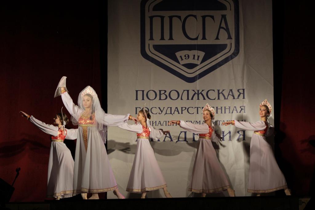 Концертная программа, приуроченная к празднованию Международного женского дня